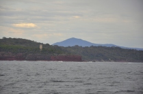Mt Imlay from Twofold Bay