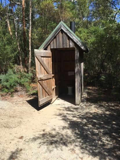 Privacy in the bush
