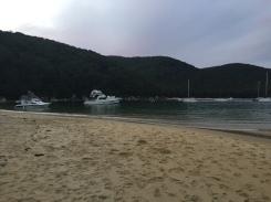 Beach at Refuge Cove