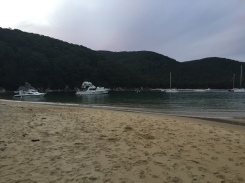 Beach at Refuge Cove