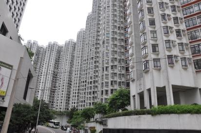 This high density living